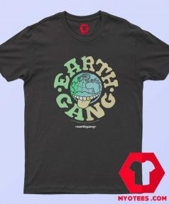 Earth Gang Ombre Globe Unisex T Shirt