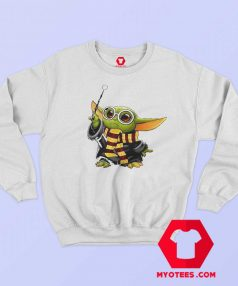 Funny Baby Yoda Harry Potter Parody Sweatshirt