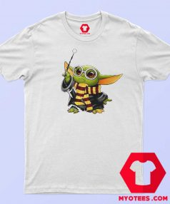 Funny Baby Yoda Harry Potter Parody T Shirt
