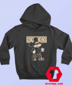 Funny Parody Gucci Mickey Mouse Hoodie