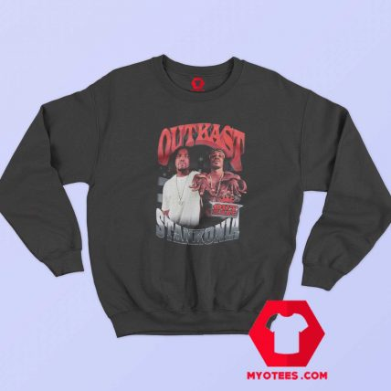 Hip Hop Outkast Stankonia Unisex Sweatshirt