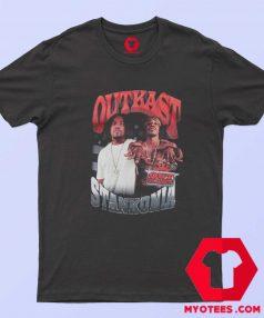 Hip Hop Outkast Stankonia Unisex T Shirt