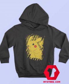HoodiePokemon Pikachu Electric Static Power Hoodie