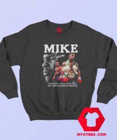 Iron Mike Tyson Legend Boxing Sweatshirt