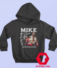 Iron Mike Tyson Legend Boxing Unisex Hoodie