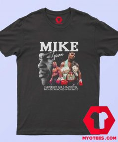 Iron Mike Tyson Legend Boxing Unisex T Shirt