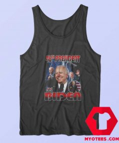 Joe Biden 46th President Unisex Tank Top