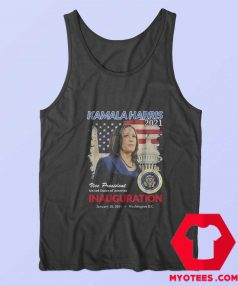 Kamala Harris Inauguration 2021 Unisex Tank Top