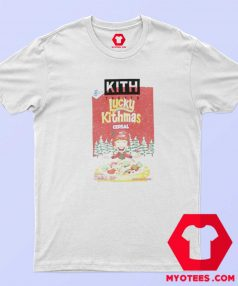 Kith Lucky Charms Cereal Box Vintage T Shirt