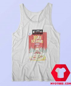 Kith Lucky Charms Cereal Box Vintage Tank Top