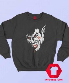 Lil Peep X Alien Body Anarchy Vampire Sweatshirt