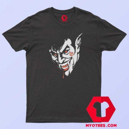 Lil Peep X Alien Body Anarchy Vampire T Shirt