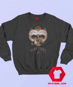 Michael Jackson Dangerous Vintage Sweatshirt