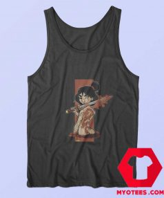 Mulan The Girl With The Dragon Tattoo Tank Top