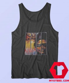 N.W.A. 100 Miles And Runnin Unisex Tank Top
