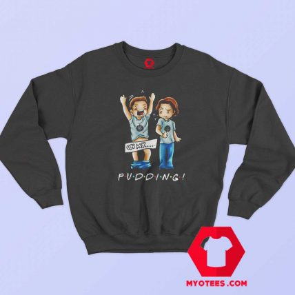 Oh My Pudding Supernatural Dean Sam Sweatshirt