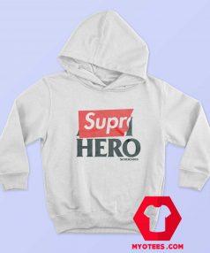 Parody Supreme Skateboards X Antihero Hoodie