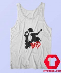 Perfom Dance Michael Jackson Bad Tank Top