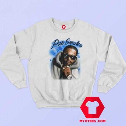 Pop Smoke King Of New York Star Sweatshirt