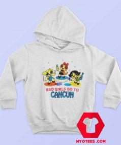 Powerpuff Girls Cancun Novelty Unisex Hoodie