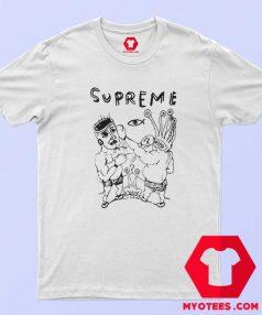 Supreme Parody RIP Daniel Johnston T Shirt