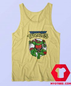 Teenage Mutant Ninja Turtles Raphael Tank Top