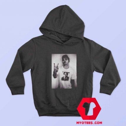 The Smiths Morrissey Steven Patric Hoodie