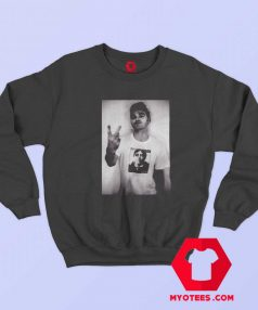 The Smiths Morrissey Steven Patric Sweatshirt