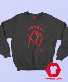 The Weeknd XO After Hours Label Sweatshirt