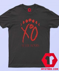 The Weeknd XO After Hours Label T Shirt