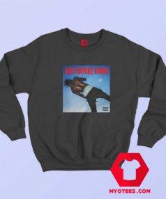 Travis Scott Days Before Rodeo Mixtape Sweatshirt