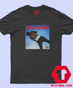 Travis Scott Days Before Rodeo Mixtape T Shirt