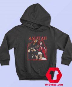 Vintage Aaliyah Dana Haughton Singer Hoodie