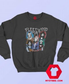 Vintage Fleetwood Mac Tour 78 Unisex Sweatshirt