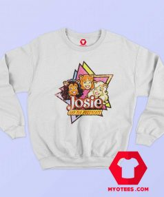 Vintage Josie And The Pussycats Comics Sweatshirt