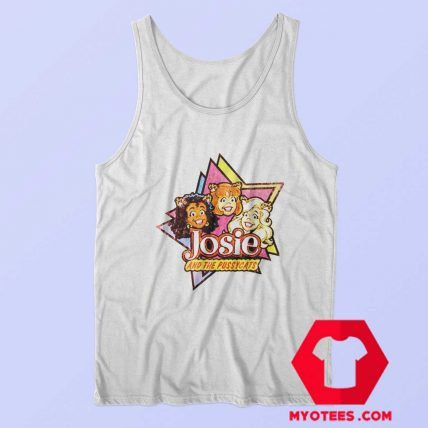 Vintage Josie And The Pussycats Comics Tank Top