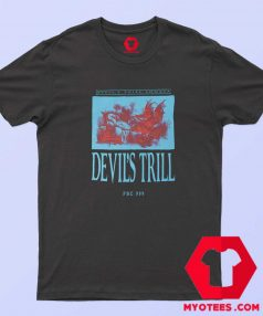 Vintage Playboi Carti Devils Trill T Shirt