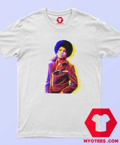 Vintage Retro Michael Jackson T Shirt