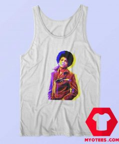 Vintage Retro Michael Jackson Tank Top