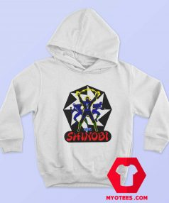 Vintage Shinobi Sega Video Games Hoodie