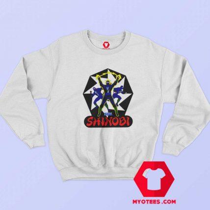 Vintage Shinobi Sega Video Games Sweatshirt