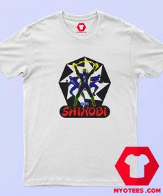 Vintage Shinobi Sega Video Games T Shirt