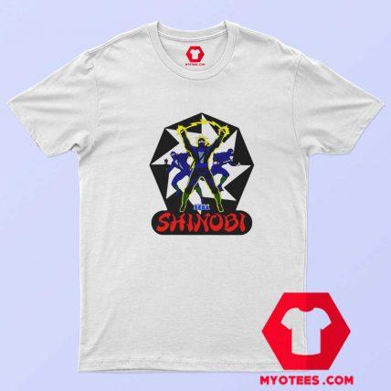 Vintage Shinobi Sega Video Games T Shirt