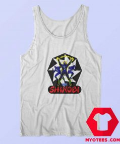 Vintage Shinobi Sega Video Games Tank Top