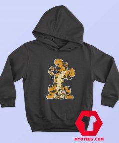 Winnie The Pooh Actio Tigger Cartoon Hoodie