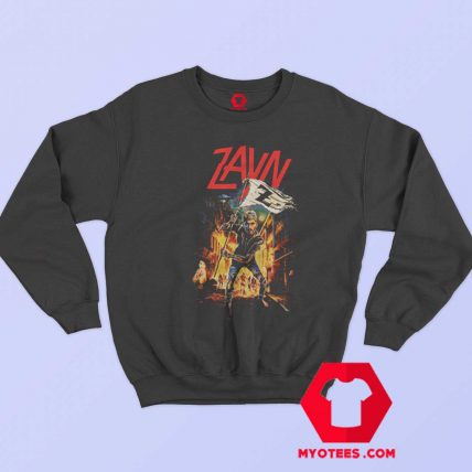 Zayn Malik Zombies Slayer Flag Sweatshirt