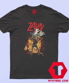 Zayn Malik Zombies Slayer Flag T Shirt