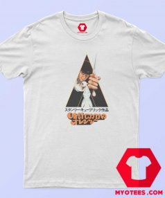 A CLockwork Orange Kanji Japanese Unisex T Shirt