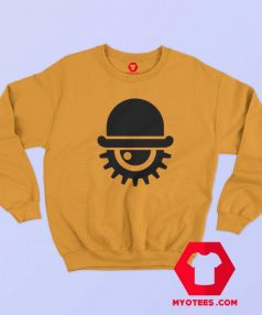 A Clockwork Orange 2 Kubrick Cult Symbol Sweatshirt