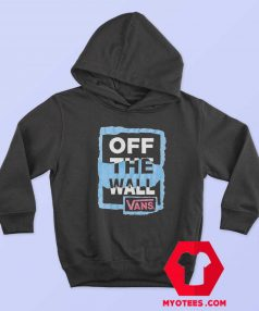 Aesthetic VANS Off The Wall Unisex Hoodie